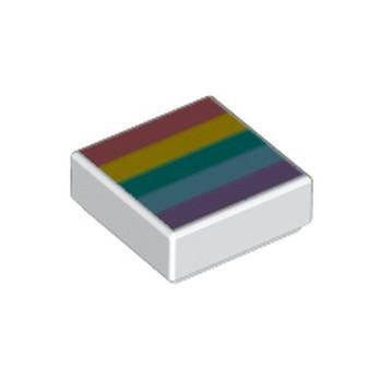 LEGO  6253635 IMPRIME 1X1