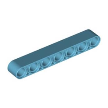 LEGO 6261638 TECHNIC 7M BEAM - MEDIUM AZUR lego-6261638-technic-7m-beam-medium-azur ici :