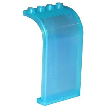 LEGO 6299884 CLOISON 3X4X6 - BLUE OPAL lego-6299884-cloison-3x4x6-blue-opal ici :