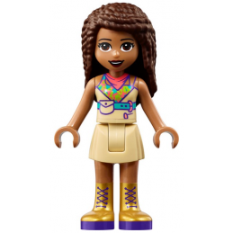 Mini Figurine LEGO® : Friends - Andrea mini-figurine-lego-friends-andrea ici :