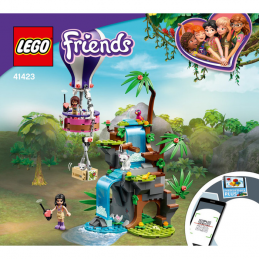 Notice / Instruction Lego Friends 41423