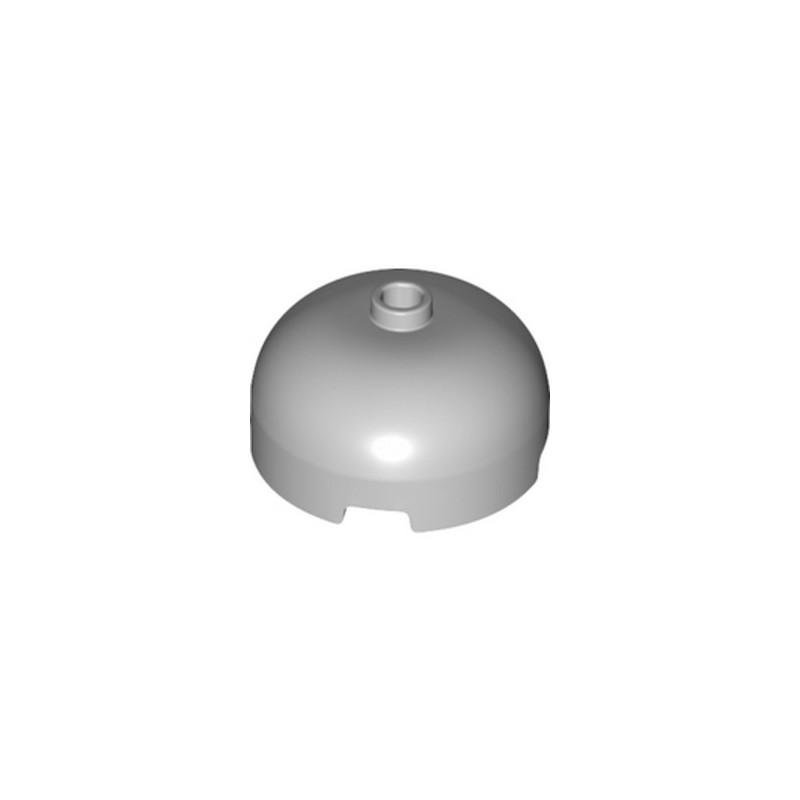 LEGO 6263183 DEMI SPHERE 3X3X11/3 - MEDIUM STONE GREY