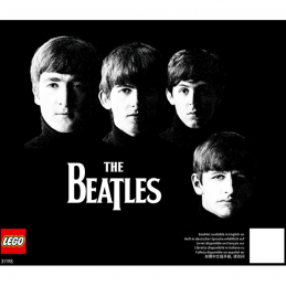 Notice / Instruction Lego  The Beatles 31198 notice-instruction-lego-the-beatles-31198 ici :