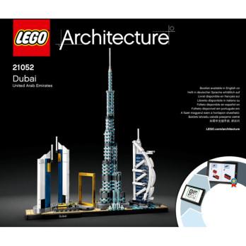 Notice / Instruction Lego  Architecture 21052 notice-instruction-lego-architecture-21052 ici :