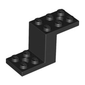 LEGO 6012983 BOTTOM 2X5X2 1/3 - NOIR