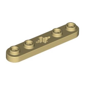 LEGO 6311104 TECHNIC ROTOR - BEIGE lego-6311104-technic-rotor-beige ici :