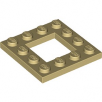 LEGO 6223291 PLATE 4X4 - BEIGE lego-6223291-plate-4x4-beige ici :