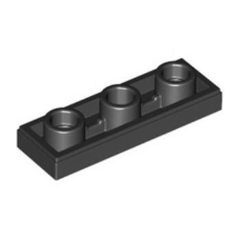 LEGO 6272184 PLATE LISSE 1X3 INV - NOIR lego-6272184-plate-lisse-1x3-inv-noir ici :