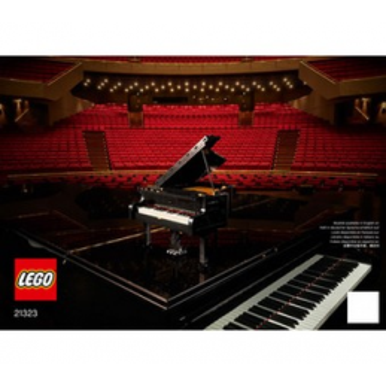 Notice / Instruction Lego IDEAS 21323 notice-instruction-lego-ideas-21323 ici :