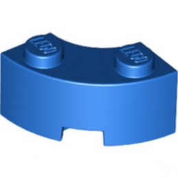 LEGO 6307922 BRIQUE 2X2W.INSIDE AND OUTS.BOW - BLEU lego-6307922-brique-2x2winside-and-outsbow-bleu ici :