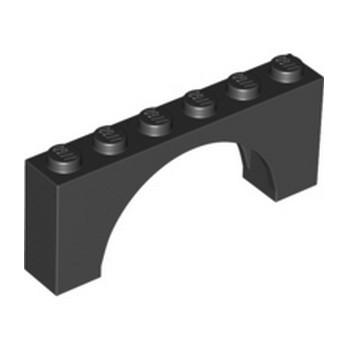 LEGO 6184876 ARCHE 1X6X2 - NOIR lego-6184876-arche-1x6x2-noir ici :