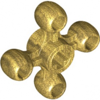 LEGO 6313446 TECHNIC ANGULAR WHEEL - WARM GOLD lego-6313446-technic-angular-wheel-warm-gold ici :