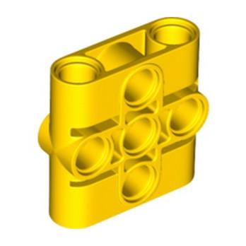 LEGO 6252654 CONNECTOR BEAM 1X3X3 - JAUNE lego-6252654-connector-beam-1x3x3-jaune ici :