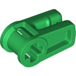 LEGO 6263072 WIRE CLIP, W/ CROSS HOLE  - DARK GREEN lego-6263072-wire-clip-w-cross-hole-dark-green ici :