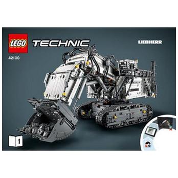 NOTICE / INSTRUCTION LEGO TECHNIC - 42100 notice-instruction-lego-technic-42100 ici :