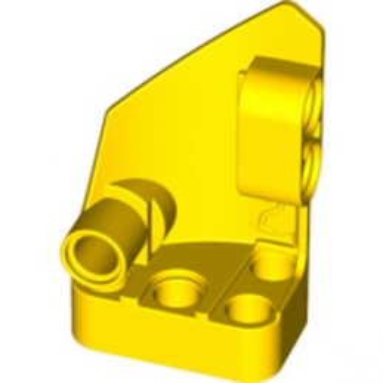 LEGO 6252566 TECHNIC RIGHT PANEL 3X5 - JAUNE