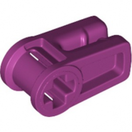 LEGO 6263193 WIRE CLIP, W/ CROSS HOLE  - MAGENTA lego-6263193-wire-clip-w-cross-hole-magenta ici :