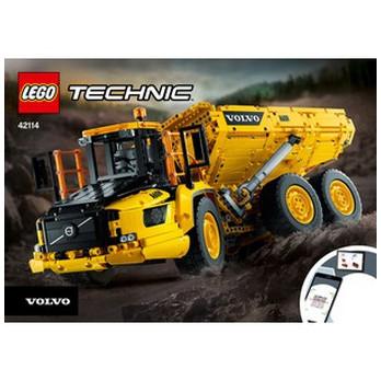 NOTICE / INSTRUCTION LEGO TECHNIC - 42114 notice-instruction-lego-technic-42114 ici :