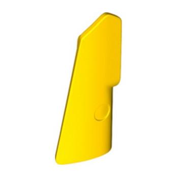 LEGO 6352686 LEFT PANEL 2X5 (N°22) - JAUNE