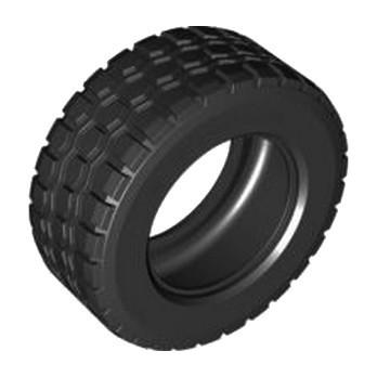 LEGO 4610381 PNEU Ø 94,3 X 38 - NOIR lego-4610381-pneu-o-943-x-38-noir ici :