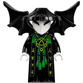 Mini Figurine LEGO® : Ninjago - Skull Sorcière
