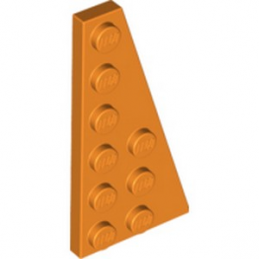 LEGO 6099202 RIGHT PLATE 3X6 W. ANGLE - ORANGE lego-6099202-right-plate-3x6-w-angle-orange ici :