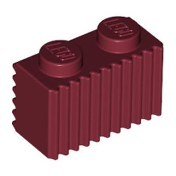 LEGO 6252185 BRIQUE 1X2 - NEW DARK RED lego-6252185-brique-1x2-new-dark-red ici :