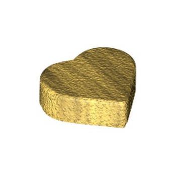 LEGO 6301811 COEUR 1X1 - WARM GOLD lego-6301811-coeur-1x1-warm-gold ici :