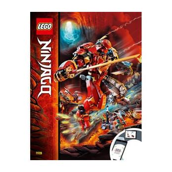 Notice / Instruction Lego Ninjago 71720 notice-instruction-lego-ninjago-71720 ici :