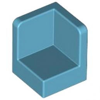 LEGO 4618645  WALL CORNER 1X1X1 - MEDIUM AZUR