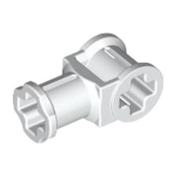 LEGO 6310906 CATCH W. CROSS HOLE - WHITE lego-6310906-catch-w-cross-hole-white ici :