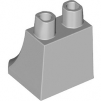 LEGO 6266841 JAMBE UNIE -  MEDIUM STONE GREY lego-6266841-jambe-unie-medium-stone-grey ici :
