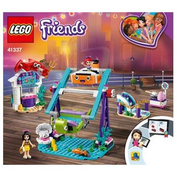 Notice / Instruction Lego Friends 41337 notice-instruction-lego-friends-41337 ici :