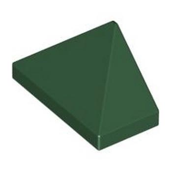 LEGO 4266666 TUILE 1X2/45° - EARTH GREEN lego-4266666-tuile-1x245-earth-green ici :
