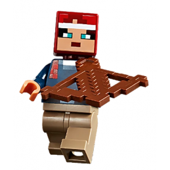 Mini Figurine LEGO® Minecraft - Dungeons - Valorie