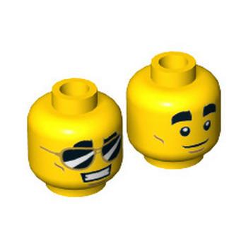 LEGO   6271407 TÊTE HOMME (2 FACES) lego-6271407-tete-homme-2-faces ici :