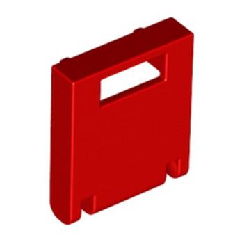 LEGO 4521851  FACADE BOITE AUX LETTRES - ROUGE
