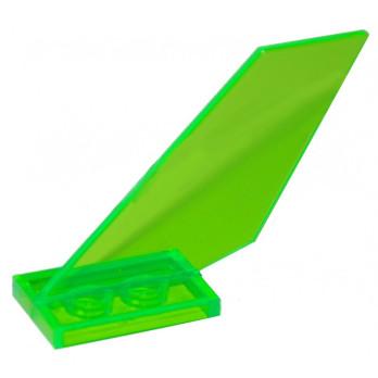 LEGO 6096717 GOUVERNAIL 2X6X4 - VERT FLUO  TRANSPARENT lego-6096717-gouvernail-2x6x4-vert-fluo-transparent ici :