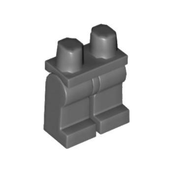 LEGO 4570433 JAMBE - DARK STONE GREY lego-4222693-jambe-dark-stone-grey ici :