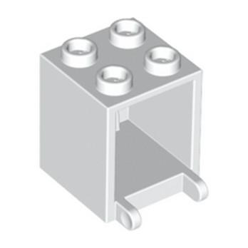 LEGO 434501 BOITE AUX LETTRES - BLANC lego-434501-boite-aux-lettres-blanc ici :