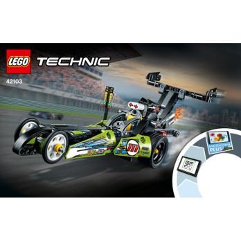 NOTICE / INSTRUCTION LEGO TECHNIC - 42103 notice-instruction-lego-technic-42103 ici :