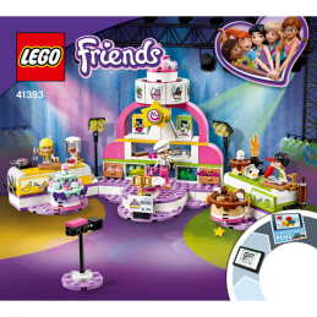 Notice / Instruction Lego Friends 41393 notice-instruction-lego-friends-41393 ici :