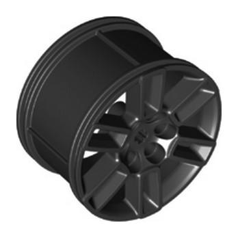 LEGO 6257076 RIM Ø 56X34 - BLACK lego-6257076-rim-o-56x34-black ici :