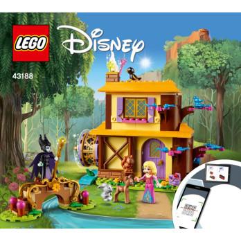 Notice / Instruction Lego Disney 43188 notice-instruction-lego-disney-43188 ici :