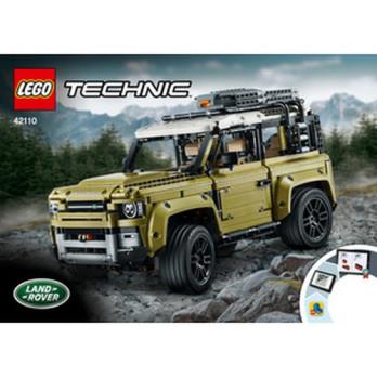 Instructions LEGO TECHNIC 42110 instructions-lego-technic-42110 ici :