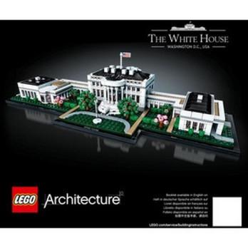 Instructions Lego  Architecture 21054
