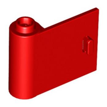 LEGO 6311323 LEFT DOOR 1X3X2 - RED
