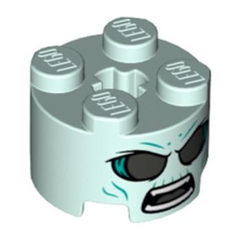 LEGO 6302233 BRIQUE 2X2 IMPRIME - AQUA lego-6302233-brick-2x2-hidden-side-aqua ici :