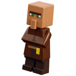 Minifigure Lego®  Minecraft - Villager