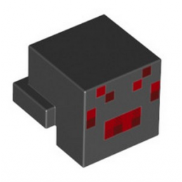 LEGO 6335371 ANIMAL HEAD MINECRAFT - BLACK lego-6335371-animal-head-minecraft-black ici :